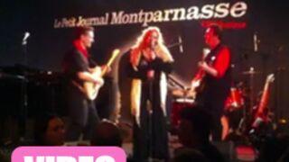 Loana en concert à Paris (VIDEO)