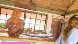 L'Ile des Vérités : Martika et Iman se disputent violemment (VIDEO)