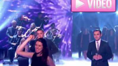 Britain's Got Talent : Un juré victime d'un lancer d'oeufs (VIDEO)