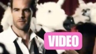James Van Der Beek (Dawson) dans le dernier clip de Kesha (VIDEO)