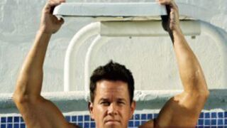 Le beau gosse de la semaine : Mark Wahlberg (No Pain No Gain) (VIDEO)