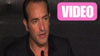 """Jean Dujardin : """"J'ai adoré ne pas parler dans ce film"""" (VIDEO)"""
