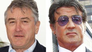 Robert De Niro et Sylvester Stallone sur un ring ?