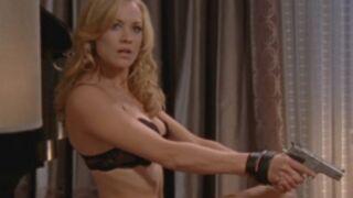 Yvonne Strahoski : La bombe de Chuck arrive dans Dexter