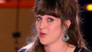 Daphné Bürki très émue pour son départ du Grand Journal (VIDEO)