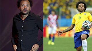 Agacé par sa ressemblance avec le footballeur Marcelo, Fabrice Eboué se coupe les cheveux !