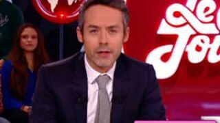 """Yann Barthès s'excuse suite à une """"intrusion visuelle nauséabonde"""" dans le public du Petit Journal"""