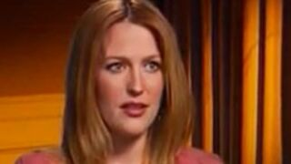 Gillian Anderson (X-Files) rejoint le casting de la série Hannibal