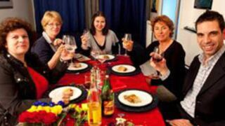 Un dîner presque parfait spécial voisins
