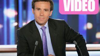 France Télévisions défend Pujadas après les insultes de Mélenchon (VIDEO)