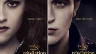 Twilight 5 : 23 affiches pour assurer la promo du film !