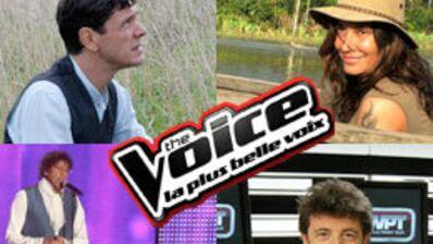 The Voice : Ceux qui ont refusé d'être dans le jury