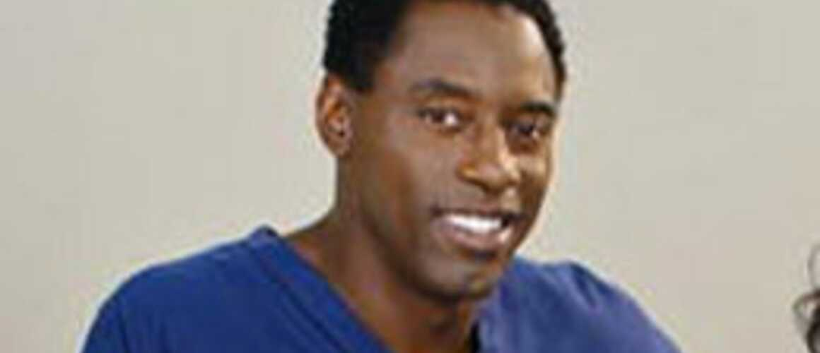 Isaiah Washington (Dr. Preston Burke) de retour dans Grey\'s Anatomy ...