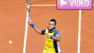 Roland-Garros : Tsonga peut-il succéder à Yannick Noah ? (VIDEO)