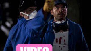 Yvan Attal et Clovis Cornillac, les tontons braqueurs (VIDEO)