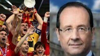 TOP 10 des plus grosses audiences de 2012 : sport et... politique !