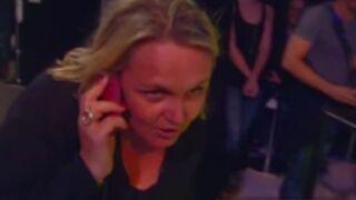 Valérie Damidot en Mme Sardine piège Touche pas à mon poste (VIDEO)
