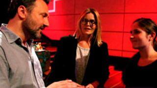 Justine Fraioli drague Frédéric Lopez dans Le gros projet (VIDEO)