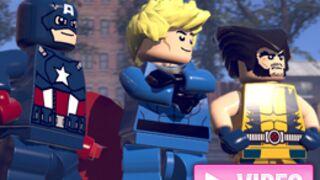 Spider-Man, Hulk, Iron Man... Ils sont tous dans Lego Marvel Super Heroes (VIDEOS)
