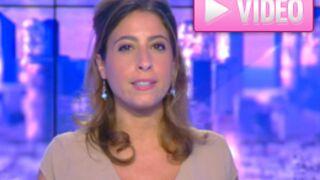 """""""J'ai fait péter le décolleté"""" : se croyant hors antenne, Léa Salamé (i>télé) se lâche"""