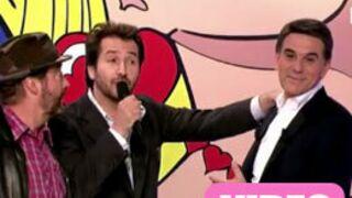 Edouard Baer prend les commandes des Z'amours (VIDEO)