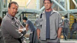 Evasion : Sylvester Stallone face à Arnold Schwarzenegger (VIDEO)