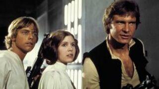 Star Wars 7 : Carrie Fisher (Princesse Leïa), Harrison Ford et Mark Hamill au casting