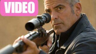 George Clooney, tueur à gages (VIDEO)