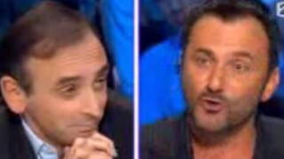Frédéric Lopez tacle Eric Zemmour (VIDEO)