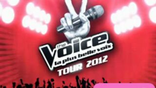 The Voice : Une tournée de 17 dates dès le 1er juin (VIDEO)