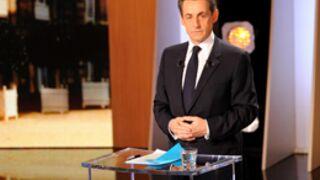 Audiences : Sarkozy attire moins de téléspectateurs que Marine Le Pen