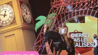 Chéri(e), fais les valises : les images du nouveau jeu de Nagui (VIDEO)