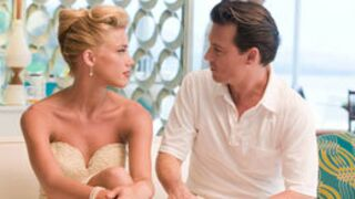 Johnny Depp en couple avec Amber Heard ?
