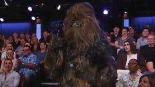 Star Wars : Harrison Ford insulte Chewbacca à la télé américaine (VIDEO)