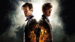 Les 50 ans de Doctor Who : le bilan en chiffres de cette soirée exceptionnelle