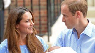 """Et le """"royal baby"""" de Kate et William s'appelle..."""