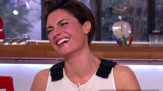La (petite) gaffe d'Alessandra Sublet dans C à vous (VIDEO)