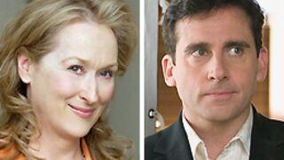 Steve Carell, coach conjugal pour Meryl Streep !