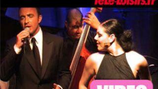 Vidéo : le premier concert de Nikos