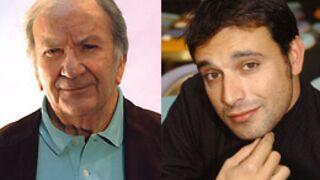 Salomone et Pierre Mondy tournent pour TF1