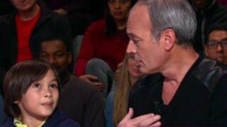 Laurent Baffie recrute un enfant pour doper les audiences de Jusqu'ici tout va bien