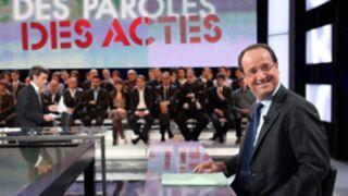 Audiences : Carton pour François Hollande sur France 2