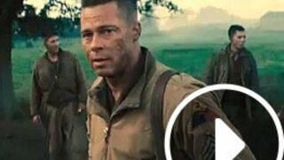 Fury avec Brad Pitt : premières images des coulisses du film (VIDEO)