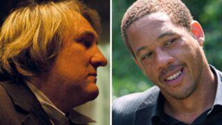 Gérard Depardieu et Joey Starr, flics dans Miserere