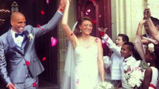 Miss France 2007 a dit oui ! Les images du mariage de Rachel Trapani (PHOTOS)