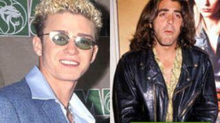 George Clooney, les Beckham, Justin Timberlake... les pires looks des années 90