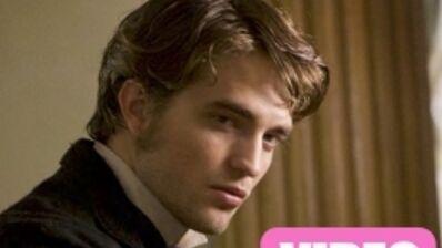 Robert Pattinson, séducteur irrésistible dans Bel-Ami (VIDEO)