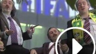 Action Discrète : son hymne satirique de la Coupe du monde 2014 au Brésil (VIDEO)