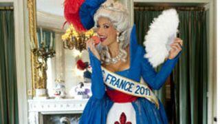 Laury Thilleman :  la Marie Antoinette de Miss Univers (PHOTO)