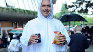 Roland-Garros : Journée pluvieuse, journée heureuse ? (PHOTOS)